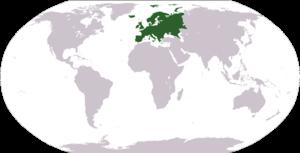 Lugares de Europa