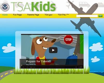 http://www.tsa.gov/tsa-kids