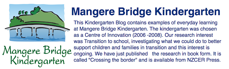 Mangere Bridge Kindergarten Community Blog