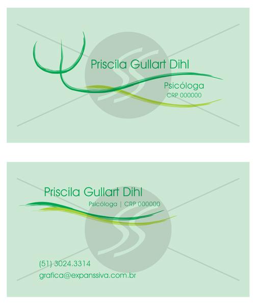 M1564 comprar cartoes de visita - Cartões de Visita para Psicólogos