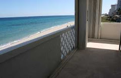 GORGEOUS FOREVER OCEAN VIEWS from 3 bedroom Boca Raton oceanfront condo
