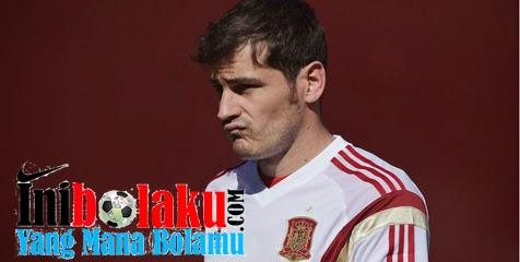 Del Bosque Bukan Hanya Iker Casillas Yang Salah