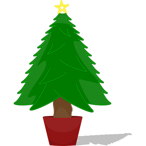 Christmas tree decoration ideas clip art pictures and ...