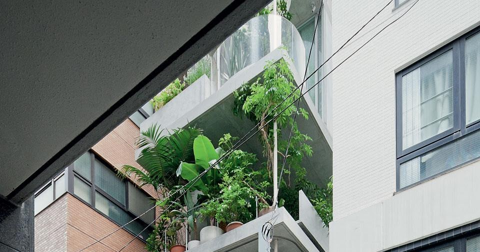 Not For Them House Garden By Ryue Nishizawa