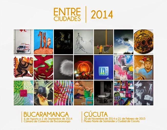 ENTRECIUDADES 2014