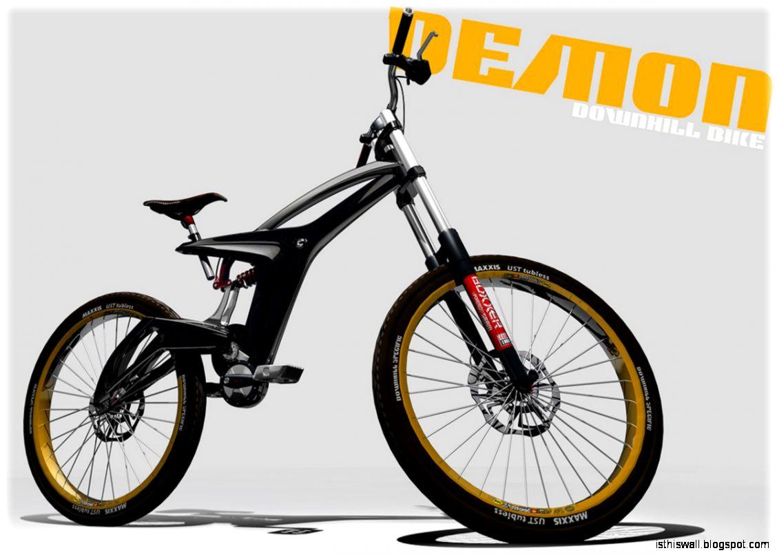 Cannondale Downhill Bike