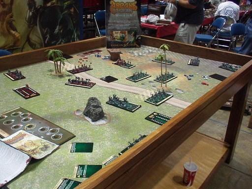 recensione - arcane legions - giochi sul nostro tavolo