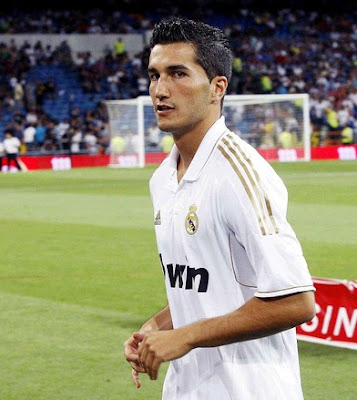 Nuri Sahin - Real Madrid (2)