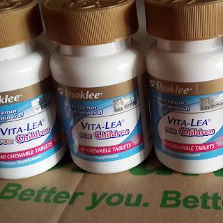 vitalea for children