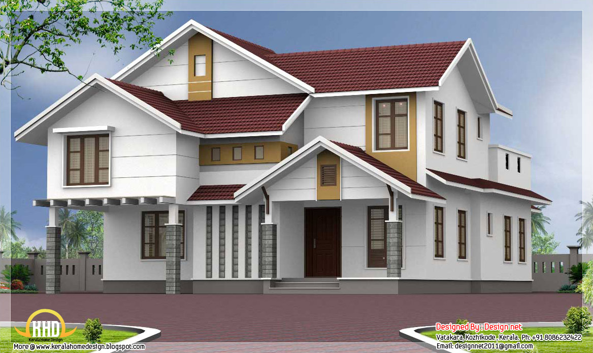 2550 4 bedroom with mezzanine floor plan kerala for House plans with mezzanine floor