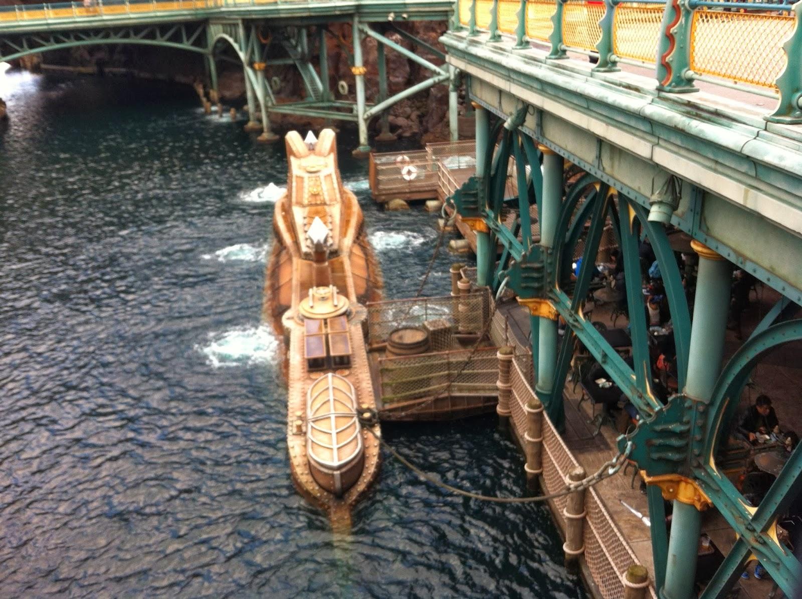 Nautalis Submarine