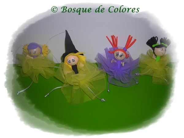 El Bosque de Colores: Alma de duende.