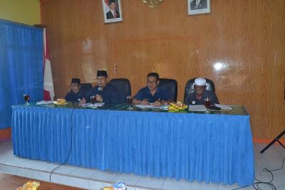 Kemenag Tanjungbalai Laksanakan Rakor Bulanan