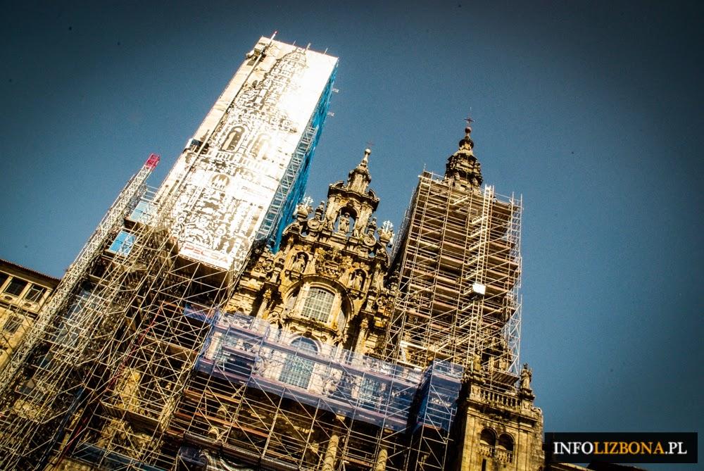 Santiago de Compostela Hiszpania Polski Przewodnik Zdjęcia Fotografie Opis Historia Zwiedzania Foto