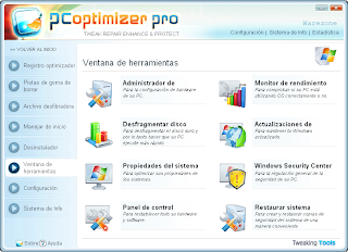 PC Optimizer Pro 6.2.6.6 Incl Patch Full Version