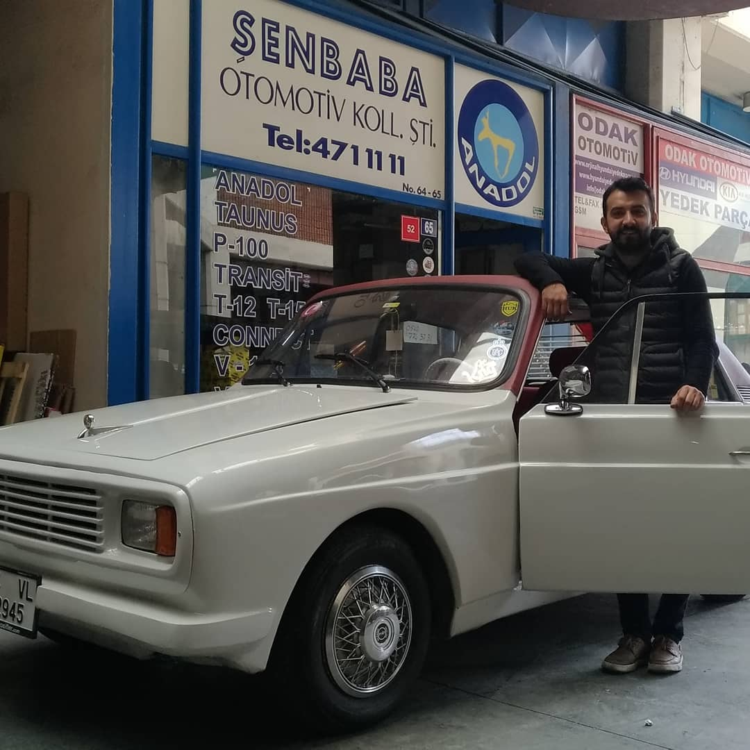1973  MODEL  ANADOL