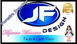 Parceria de sucesso JF Facas Corte Vinco