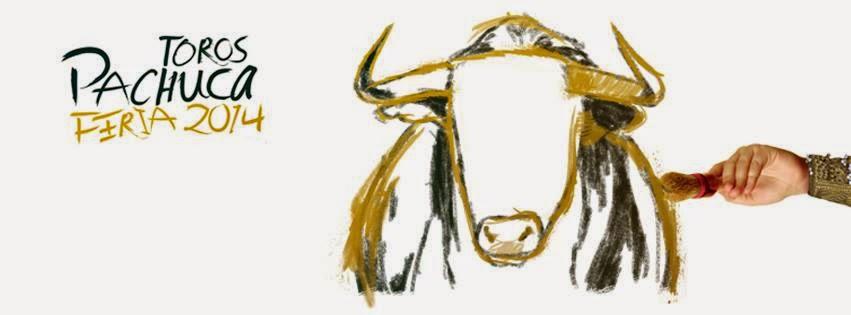 corridas de toros feria pachuca 2014