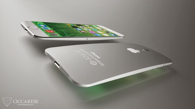 Check out these new amazing concepts of the iPhone Air (iPhone 6).  Bigger screen, higher resolution, 4k? and more..