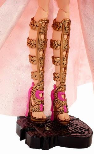 JUGUETES - EVER AFTER HIGH   Thronecoming : La Gran Coronación - C. A. Cupid | Muñeca | Cupida  Producto Oficial | Mattel CBT90 | A partir de 6 años