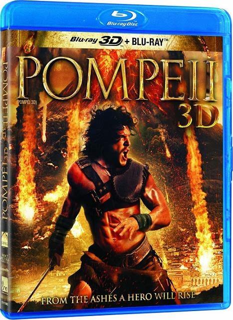 Pompeii 3D (Pompeya 3D)(2014) 1080p BRRip 3D SBS 2.2GB mkv Dual Audio AC3 5.1 ch