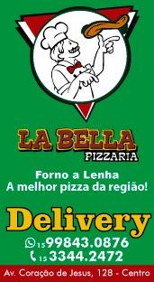 La Bella - Simplesmente a MELHOR PIZZA!