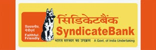 Syndicate Bank Recruitment 2015 for Specialist Officers Last Date 19th Jan