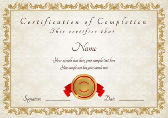 Certificados Cristianos Para Imprimir Gratis