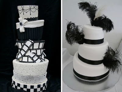 1950s Movies inspired cakes
