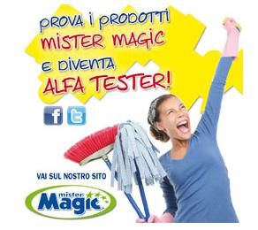 mister magic quante novità per la nostra casa!