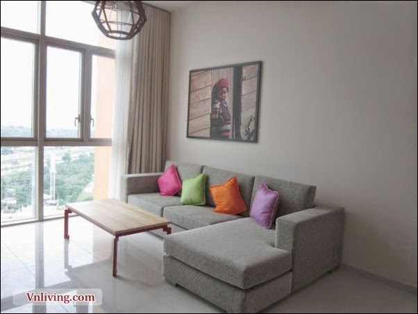 The Vista for rent apartment 102 sqm , 2 bedrooms at District 2