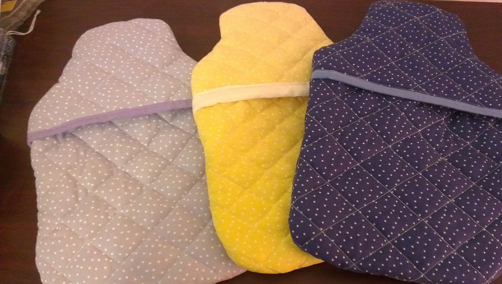 Hot Water Bottle Cover Sewing Pattern Gallery - Craft Decoration Ideas : quilted hot water bottle cover - Adamdwight.com