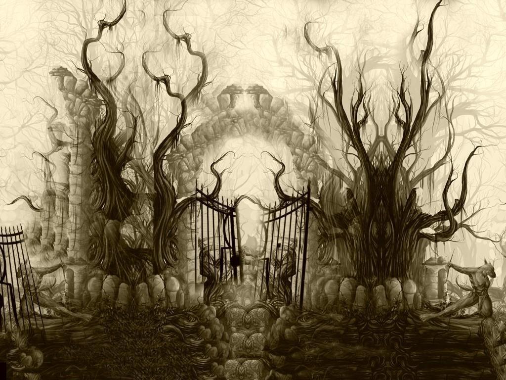 Immagini da Paura *-* Gate+horror+pics