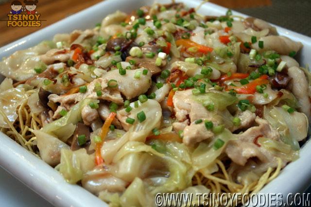 hongkong crispy noodles
