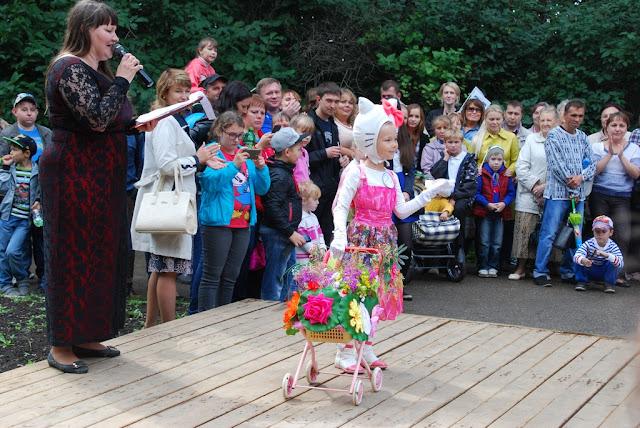 Парад колясок 2015 - коляска для любимой куклы