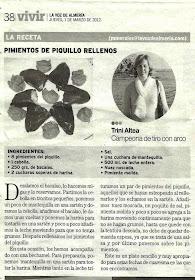 La Voz de Almería 1 de Marzo 2012