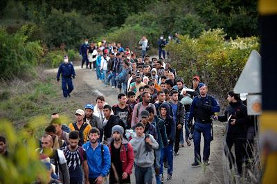 menekültválság, Magyarország, Orbán Viktor, Európai Unió, Európa Tanács,
