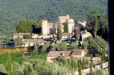 Stay at Castello di Meleto near Gaiole in Chianti