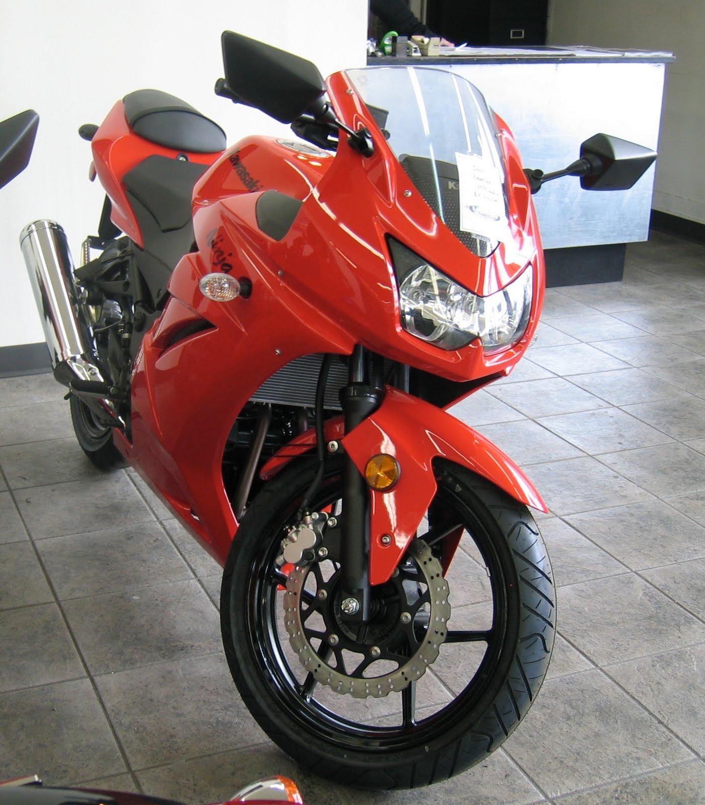 Hot Moto Speed  Kawasaki Ninja 250 Rr