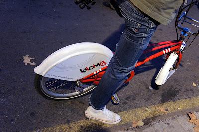 barcelona rowery miejskie
