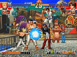 Baixar Roms The King Of Fighters 2002 Magic Plus 2