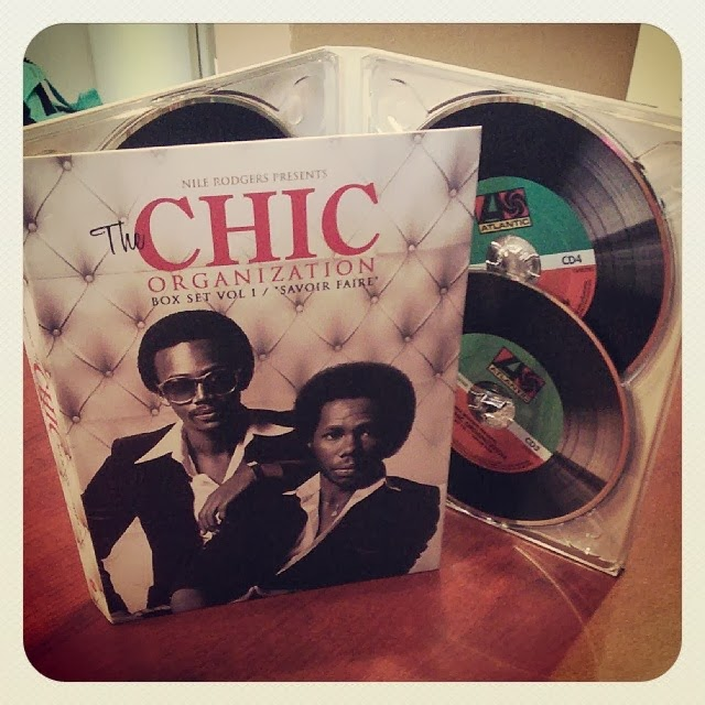 Niles Rodgers presents The Chic organization
