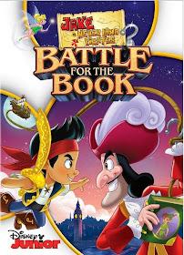 Jake y los piratas de Nunca Jamás: La Batalla por el libro (2014)