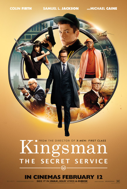 Film Kingsman Di Indonesia
