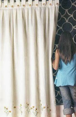 Como hacer cortinas paso a paso for Como poner cortinas