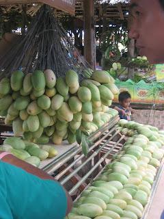 manggahan festival in Guimaras