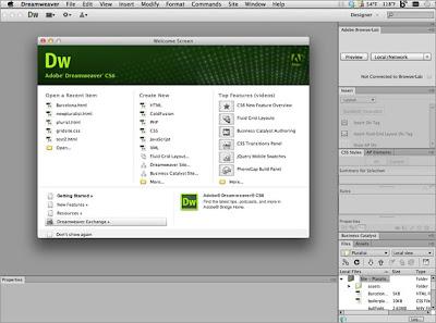 Free Download Adobe Dreamwevier CS6 Full