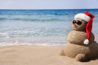 Huidige uitdaging - Kerst in de zomer