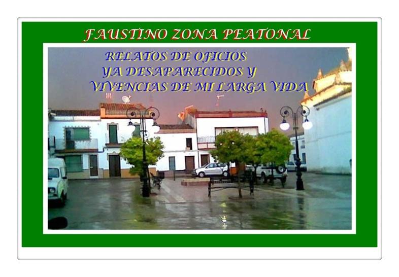 Faustino Zona Peatonal