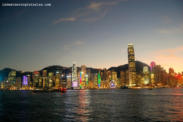 HOW TO SPEND THE NIGHTS IN HONGKONG